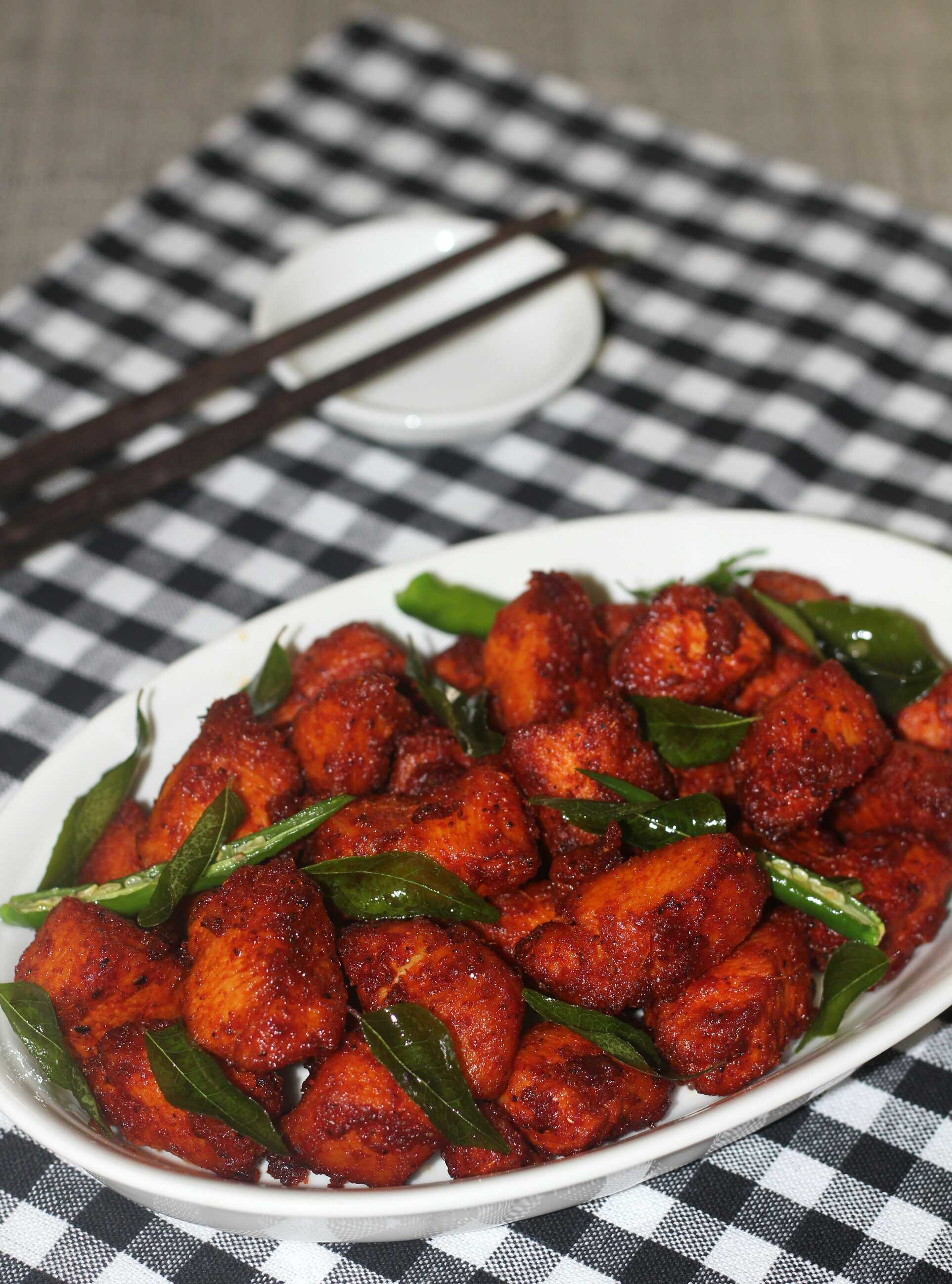 Chicken 65 Recipe Spicy Indian Appetizer Snazzy Cuisine