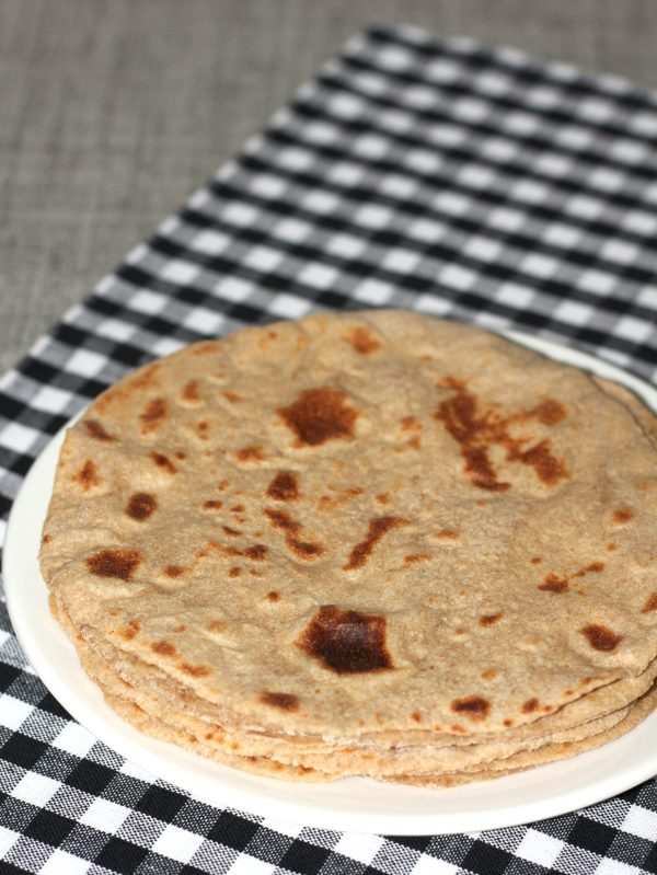 Soft chapati roti